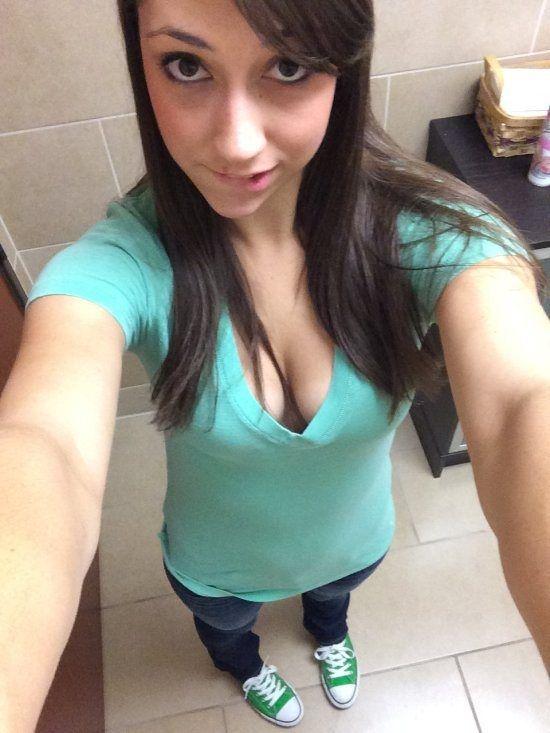 woman talking on webcam