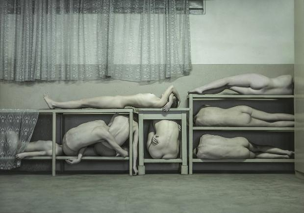 EVELYN BENCİCOVA'DAN 'İŞTE İNSAN' galerisi resim 1