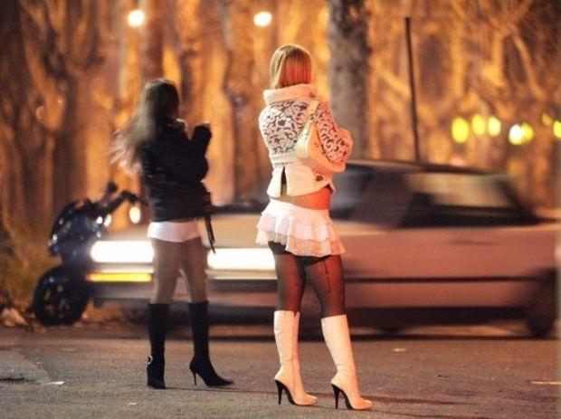 Цены на проституток в дешевых районах и длина окурков (3 фото) .