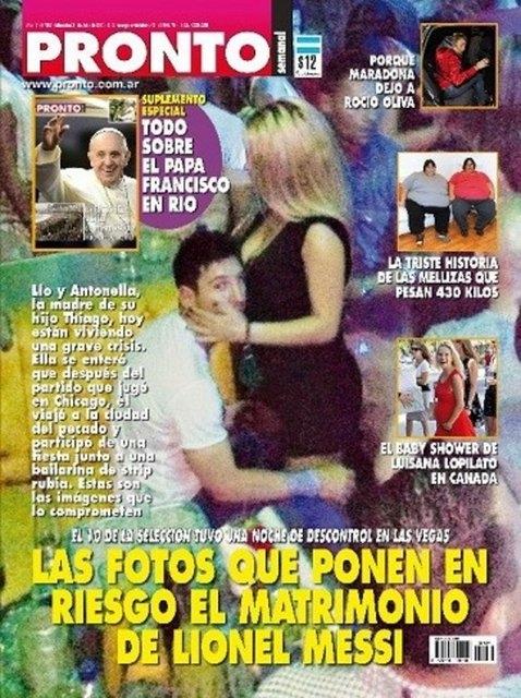 Messi montaj kurbanı oldu galerisi resim 1