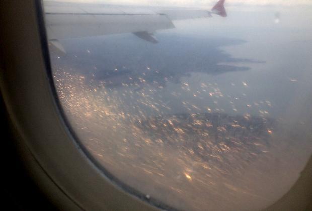THY uçağındaki yolcular Yaşadığımıza şükrettik galerisi resim 1