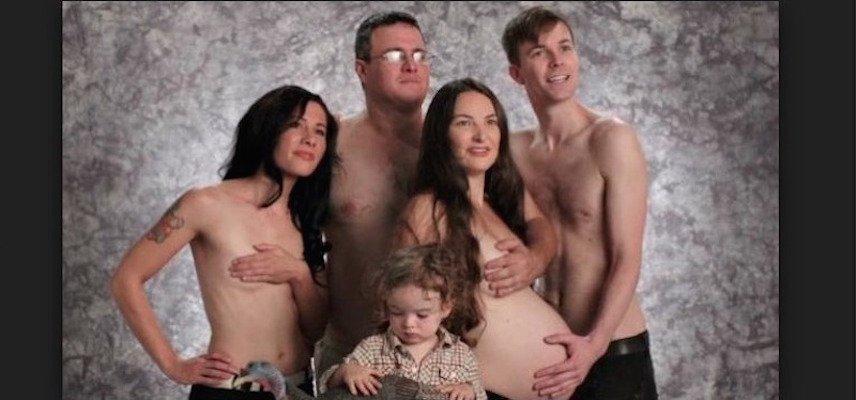 Utandıran hamilelik fotoğrafları! galerisi resim 1