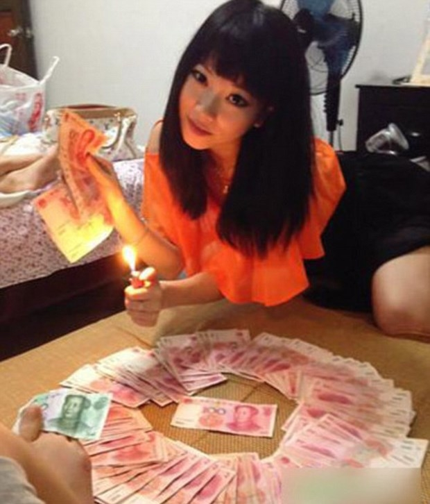 Bunlar da Çin'in 'zengin' çocukları galerisi resim 1