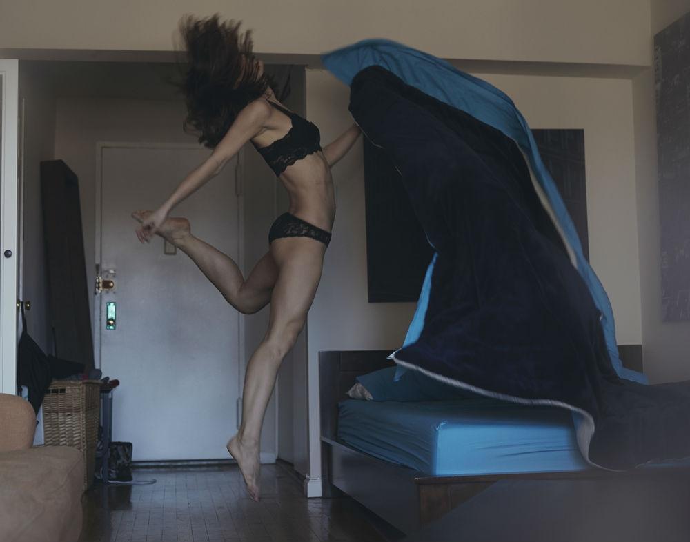 Dansçıların ev halleri galerisi resim 1