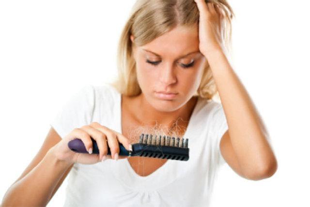 Saç dökülmesinin 20 nedeni galerisi resim 1