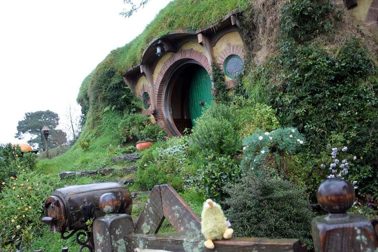 İşte gerçek Hobbit evi galerisi resim 1