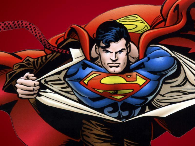 """""""SUPERMAN""""İN İLK ÇİZGİ ROMAN KOPYASI 175 BİN DOLARA SATILDI!"""