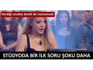 VERDİĞİ CEVABA KENDİ DE İNANAMADI!