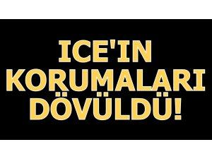 ICE DISCO'NUN KORUMALARI DÖVÜLDÜ