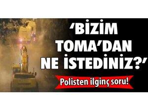 POLİSTEN ÇARŞI'YA İLGİNÇ SORU!