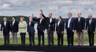 G8 ZİRVESİ'NİN ARDINDAN... PUTİN İKNA EDİLEMEDİ