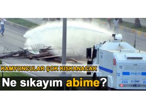 NE SIKAYIM ABİME?