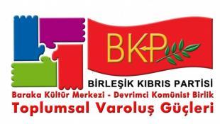 BKP-TOPLUMSAL VAROLUŞ GÜÇLERİ'DEN TDP'YE TEPKİ