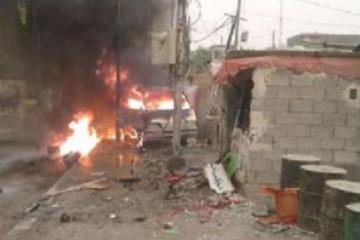 IRAK'TA BOMBALI SALDIRILARDA 3 ÖLÜ, 27 YARALI