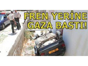 FREN YERİNE GAZA BASTI!