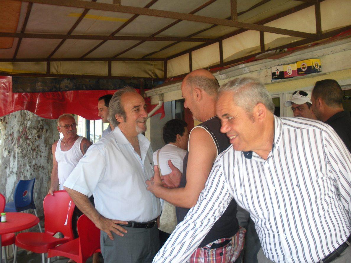 CTP-BG GÜZELYURT MİLLETVEKİLİ ADAYLARI GEMİKONAĞI İLE DENİZLİ'Yİ ZİYARET ETTİ