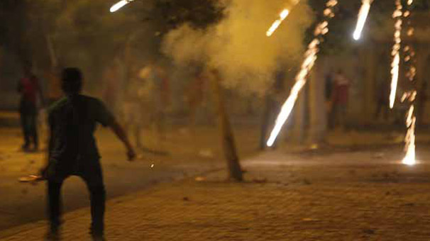 MISIR'DA ATEŞ AÇILDI: 34 ÖLÜ