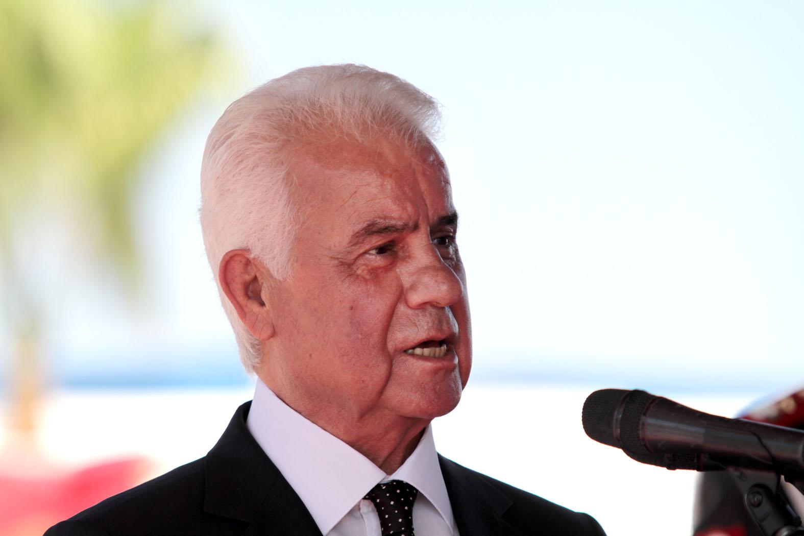 EROĞLU '' KIBRIS'TA BİR İŞGAL VARSA ONU YAPAN RUMLARDIR''