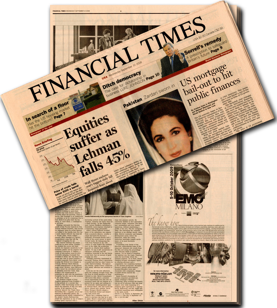 """FINANCIAL TIMES""IN KKTC İFADESİNE RUMLARIN TEPKİSİ"