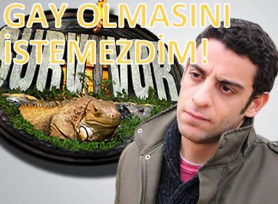 """GAY OLMASINI İSTEMEZDİM"""