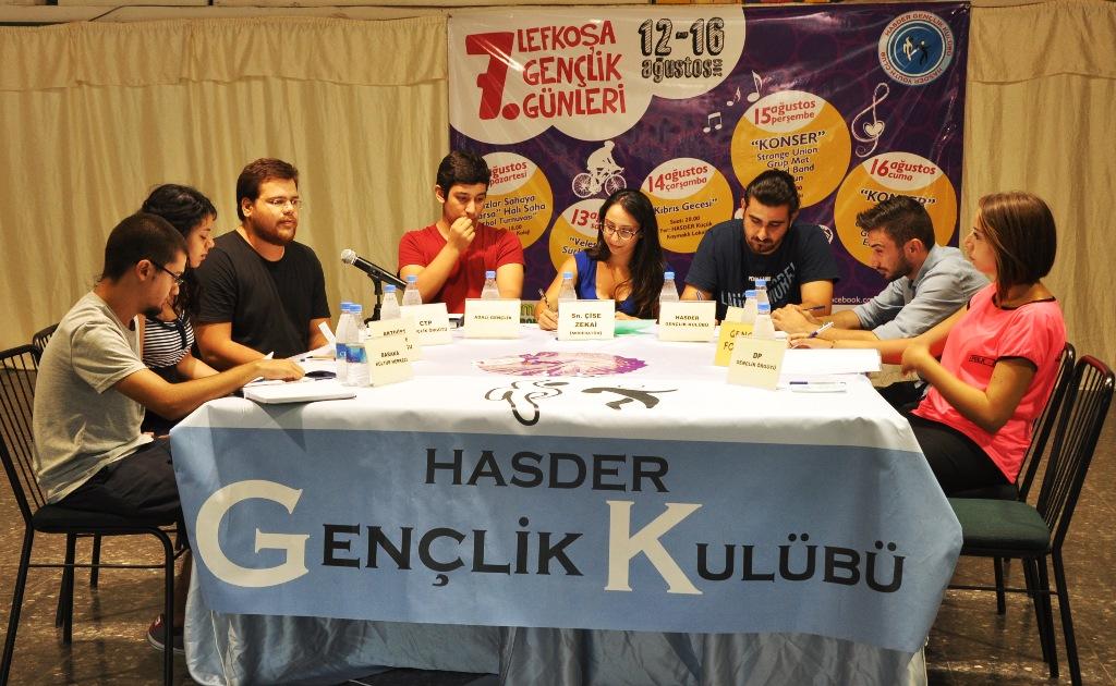 """""""7'NCİ LEFKOŞA GENÇLİK GÜNLERİ"""""""