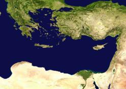GÜNEY KIBRIS, YUNANİSTAN VE İSRAİL ARASINDA İMZALANDI