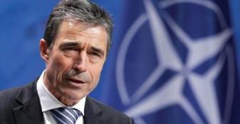 NATO GENEL SEKRETERİ RASMUSSEN, MISIR'DA BÜTÜN TARAFLARA ŞİDDETTEN KAÇINMALARI ÇAĞRISI YAPTI