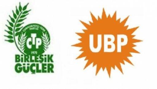 UBP, CTP-BG'YE YAZILI DEĞERLENDİRMESİNİ SUNDU