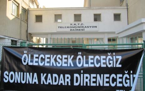 """""""TELEFON DAİRESİ'NE SONUNA KADAR SAHİP ÇIKACAĞIZ"""""""