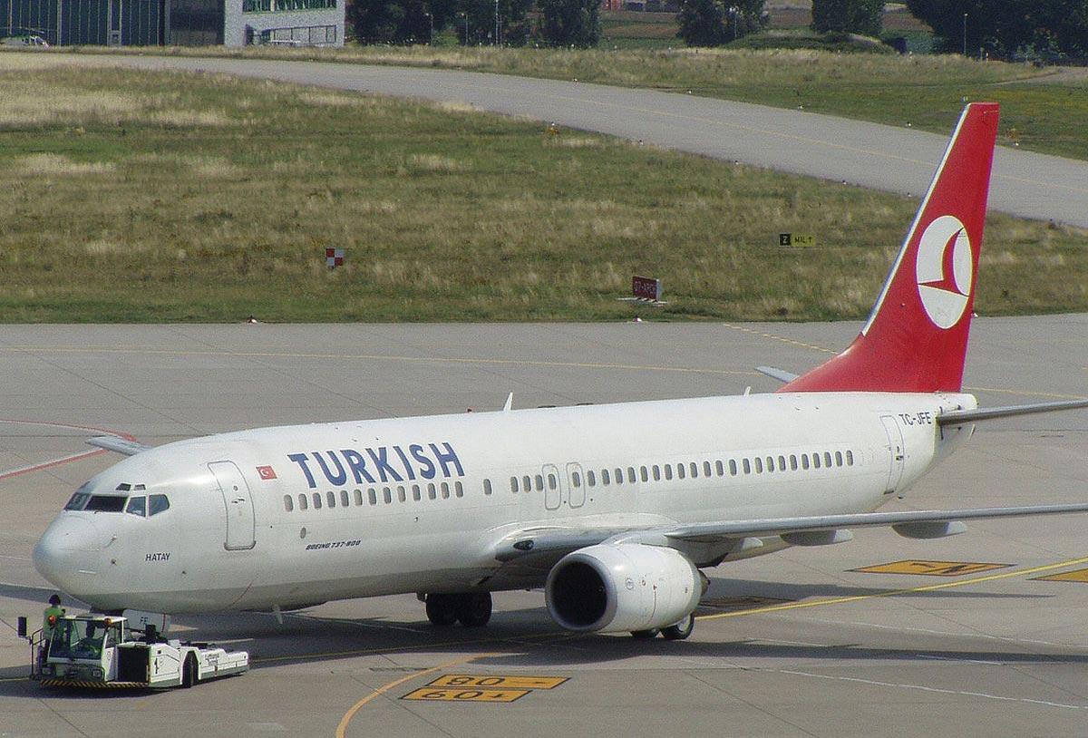 İstanbul - Diyarbakır uçağında bomba paniği