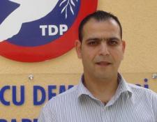 TDP'DE GENEL SEKRETERLİĞE MEHMET HARMANCI