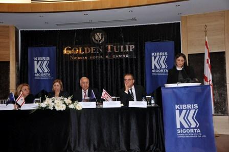 KIBRIS SİGORTA, TOPLANTI DÜZENLEDİ
