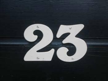 23'ÜN GİZEMİ...