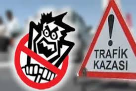 TATLISU'DA TRAFİK KAZASI