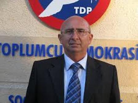"""ÖZYİĞİT: """"BU TDP'YE KARŞI YAPILAN BİR SAYGISIZLIKTIR"""""""