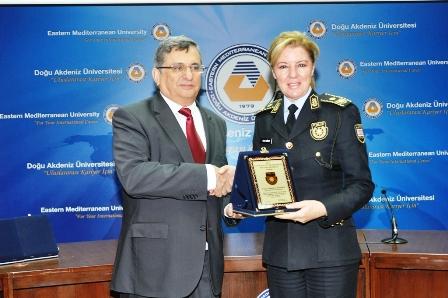 GAZİMAĞUSA VE İSKELE'DE GÖREVLİ 620 POLİS MEMURUNA EĞİTİM