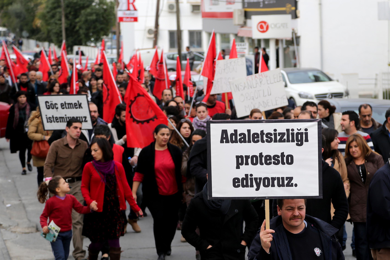 KTAMS, ZAMLARI PROTESTO ETTİ