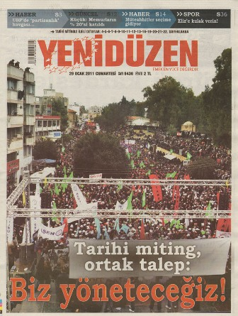 """""""YENİDÜZEN LTD. TAKSİTLERİ DÜZENLİ OLARAK ÖDENMEKTEDİR"""""""