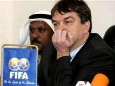 KTFF DANIŞMANI CHAMPAGNE FIFA ADAYLIĞINI AÇIKLIYOR
