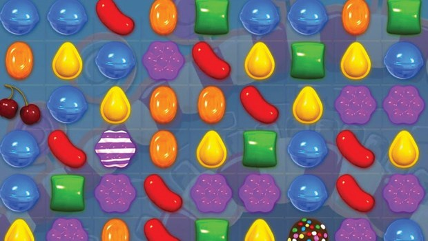 CANDY CRUSH KUMAR GİBİ