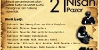 """""""2. GIBRIZLI KÜLTÜR SANAT FESTİVALİ"""" YARIN KALAVAÇ'TA YAPILACAK"""