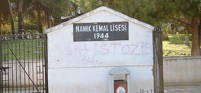 NAMIK KEMAL LİSESİ'NDE OLAY YARATAN İDDİALAR!