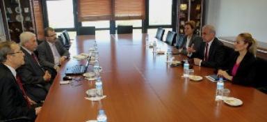 MİLLİ EĞİTİM BAKANI ARABACIOĞLU, ODTÜ KK KAMPUSU'NU ZİYARET ETTİ