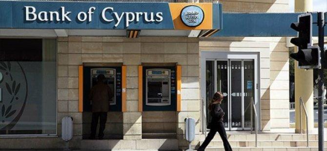 KIBRIS BANKASI'NDAN 2 MİLYAR EURO ZARAR