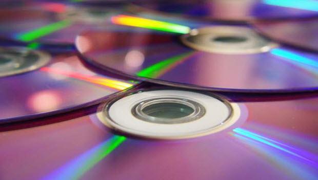 CD'LERİNİZİ ÇÖPE ATMAYIN