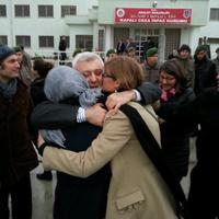 TUNCAY ÖZKAN TAHLİYE EDİLDİ!