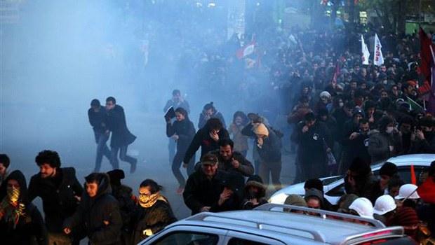 POLİS ODTÜ'DE ÖLÜMCÜL KAPSÜL KULLANDI