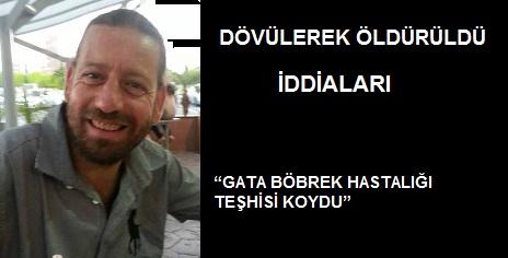 'DAYAK YOK' DENİLDİ