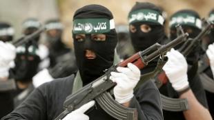 BATI ŞERİA'DA HAMAS MENSUBU 40 KİŞİYE GÖZALTI