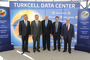"""TURKCELL DATA CENTER""İN AÇILIŞI"